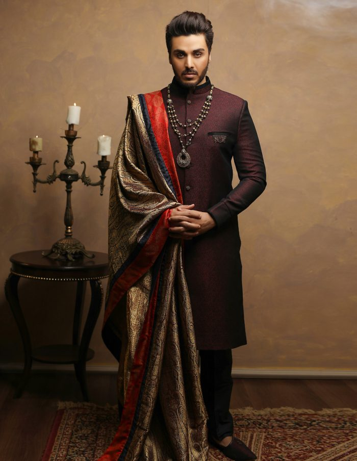 Choose Right Accessories To Match Your Sherwani To Become