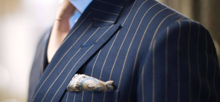 What Are Bespoke Tailored Suits?