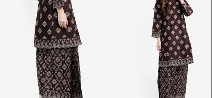 Comfortable Baju Kurung Cotton Online Choices