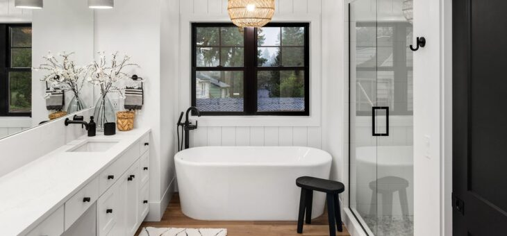 Bathroom Hacks: Without spending a fortune