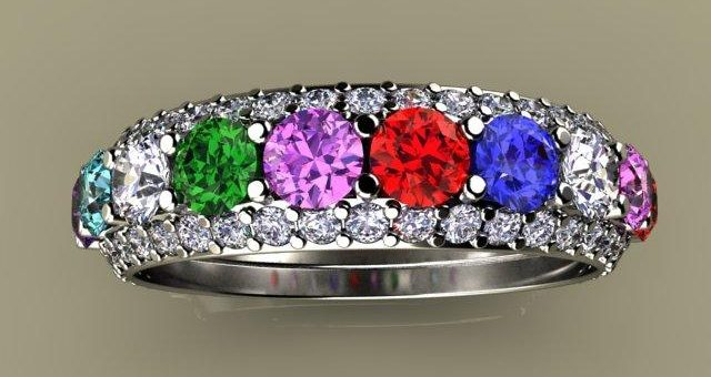 12 Stones You Can Choose for Your Birthstone Engagement Rings